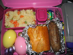 laptop_lunchbox 2007.04.09 (amanky) Tags: food usa oregon work easter bread lunch interestingness sausage fork spoon lemonade explore leftovers potatosalad chorizo bento hoodriver 2007 deviledegg eastereggs deviledeggs easteregg cadburycremeegg chocolateegg chocolateeggs april9 choripan chimichurri interestingness193 i500 laptoplunchbox homemadesausage laptoplunches april2007 obentec ensaladarusa laptoplunchbentobox laptoplunchbentoboxpink laptoplunchboxpink argentinechorizo april92007 explore9apr07 april92007193