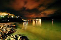 Scaglieri (kenyai) Tags: longexposure beach night canon elba acqua spiaggia notte isoladelba scaglieri canon30d interestingness28 i500 canonefs1022