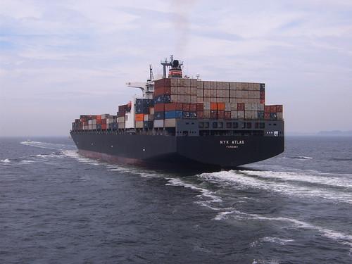 Container ship Tokyo