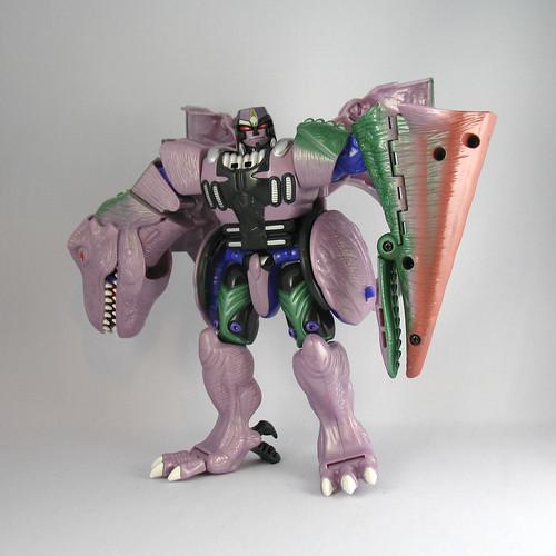 Beast Wars 10th Anniversary Megatron