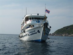 South Siam Divers - Boat 4