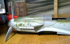 """Hasegawa """"Messerschmitt BF109G-10'End of War' """" -1"""