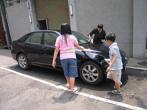 台大洗車半日遊28