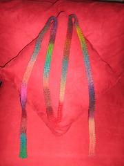 My skinny scarf!