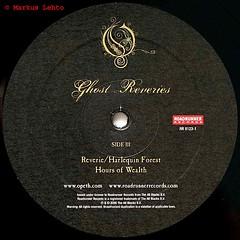 Opeth - Ghost Reveries - Side III (Nam Dau) Tags: album opeth covers