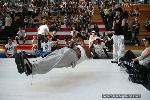 breakdance Battle of the year Lille
