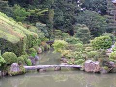 Chishakuin Temple garden
