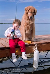Fishing (Russ Beinder) Tags: dog chien lake girl topv111 goldenretriever fishing dock topv555 topv333 topv1111 topc50 topc75 topv999 canine foster topv777 mb k9 lakemanitoba nikonfa iluvmydog topvaa supershot flickrsbest utatafeature challengeyouwinner abigfave 30faves30comments300views colorphotoaward impressedbeauty superbmasterpiece pet100 flickrphotoaward 9808070006 ilmdfeature benykspoint