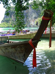 Mooring at East Railay