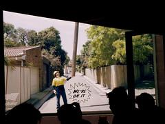 Down The Lane, Sydney (bg_os) Tags: window advertising pub sydney lion drinking australia cricket ashes fox lpwindows