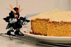 Robots like cake