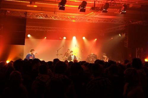 Sondre Lerche gives Student Concert