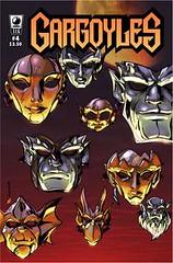 Gargoyles #4 Cover