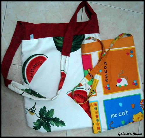 Mais dois sacos