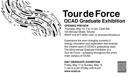 Tour de Force OCAD