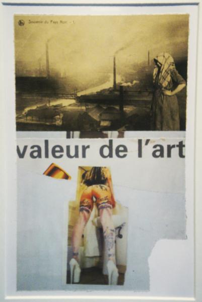 valeur de l'art