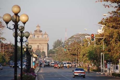 Champs Elysees in Laos (2)
