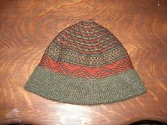 Lusekofte hat - inside