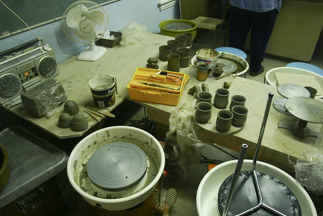 PEI Potters Studio