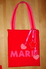 Tasje voor Marie