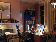 The study at home