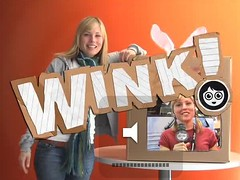 Wink! (Ben Brown) Tags: podcast cnet wink webshots leahculver newteevee projectspotlight