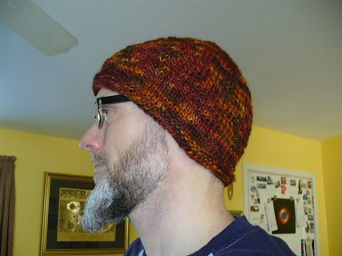 Rob's Autumn Fire Hat