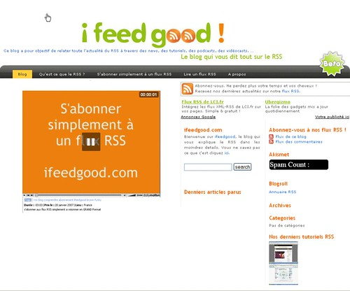 lifeedgood le blog qui rend le rss funky
