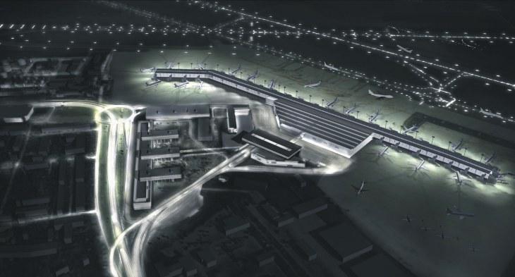 integracion terminal aeropuerto