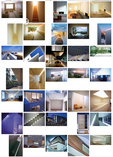 JOHN PAWSON collage