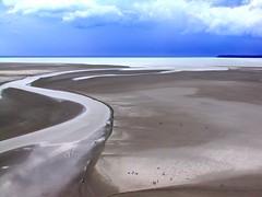 La plage - by archflorence