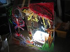 Plexy Art(1) (atreyablue) Tags: art plexy