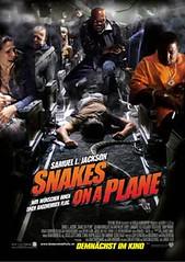 [電影] (05) 飛機上有蛇 (Snakes on a Plane)