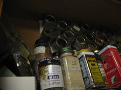 spice pr0n (dr.jd) Tags: kitchen herbs spices outpost