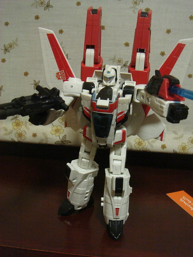 Jetfire without his helmet!