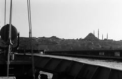 Galata Bridge (kaloskagathos) Tags: deleteme5 deleteme8 deleteme deleteme2 deleteme3 deleteme4 deleteme6 deleteme9 deleteme7 turkey deleteme10 istanbul ilfordfp4plus minoltasrt303