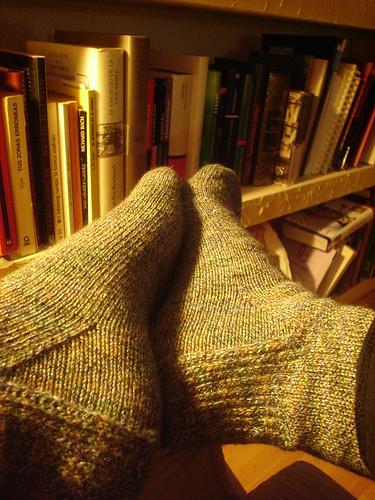 Sambo's socks