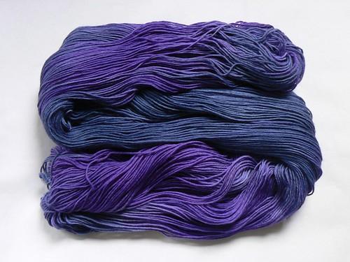 wollmeise veilchen - violet