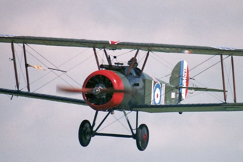 Warbird picture - Sopwith Camel (Replica)