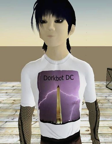 dorkbotdc tshirt front