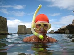 Coogee Bay SLC Ocean Pool (estelucy) Tags: ocean portrait beach pool bay australia nsw slc snorkle coogee abigfave