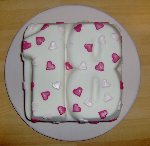 teenage birthday cakes