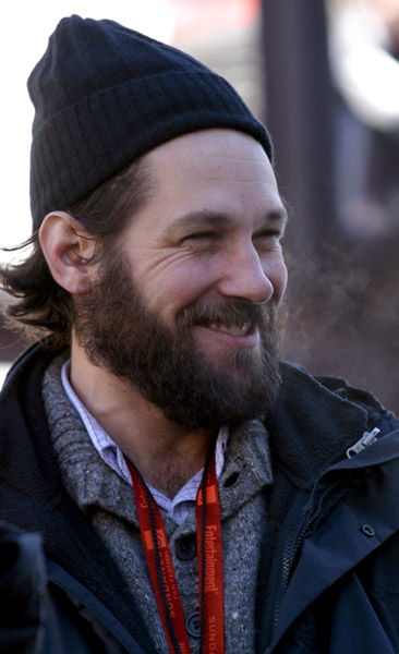 Paul Rudd at Sundance 2007