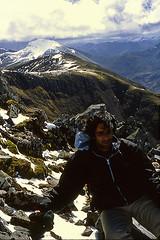 Kaushik (@PAkDocK / www.pakdock.com) Tags: mountain snow scotland ben nieve climbing montaa nevis
