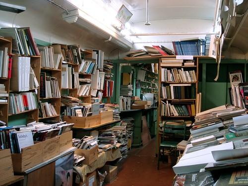 La caverne aux livres par gadl