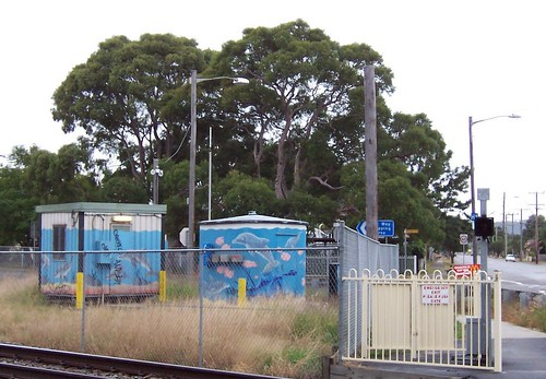 Rawson Road Level Crossing Woy Woy