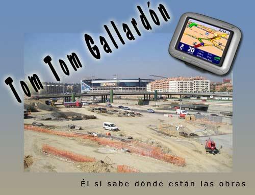 TomTom Go Gallardón