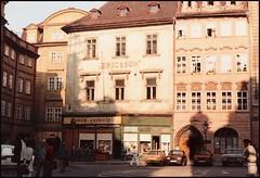 Prague 1987: Mal Nmsti (Simon_K) Tags: prague atheism praha communism czechrepublic kafka franzkafka marxism socialism czechoslovakia ironcurtain hrabal milankundera jaroslavhasek meyrink leninism dubcek warsawpact josefskvorecky ivanklima scientificatheism