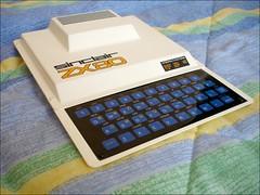 Sinclair ZX80 1 (Darrenxyz) Tags: computer retro micro sinclair 2007 zx80