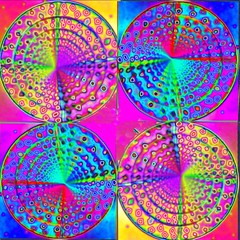 Virtuel LSD crystals (Marco Braun) Tags: blue red rot colors circle square rouge for colorado colorful colours catchycolours squares couleurs circles 4 ring lsd bleu rings colored colourful blau psychedelic coloured farbig variation multicolor vier bunt anneau cercle carr ringe quadrat kreis colorido versicolor quatre  carrs cercles kreise anneaux multicolore mehrfarbig variopinto renkli quadrate  bigarr psychedelique multichrome vielfarbig couleures bariol colourartaward artlegacy  multkolora  demuchoscolores psycedelisch